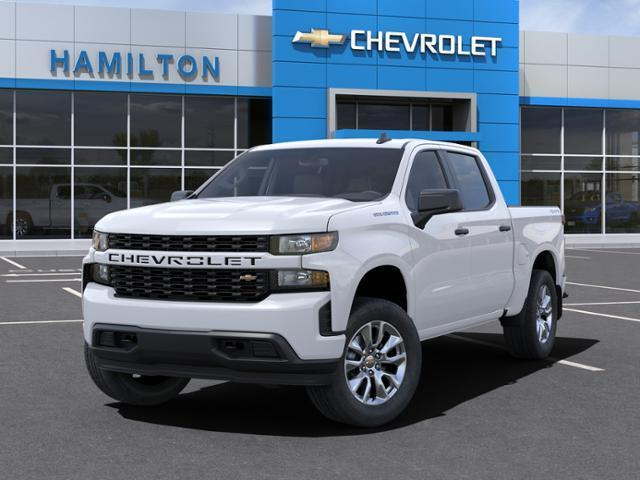 2021 Chevrolet Silverado 1500 Crew Cab 4x4, Pickup #88308 - photo 6