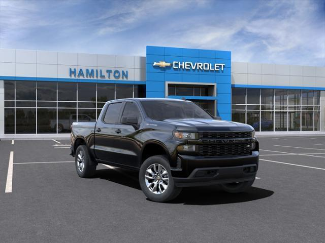 2021 Chevrolet Silverado 1500 Crew Cab 4x4, Pickup #88489 - photo 1
