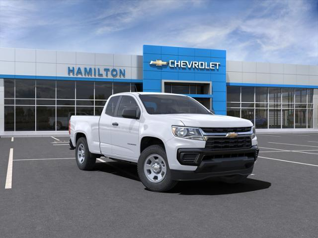 2021 Chevrolet Colorado Extended Cab 4x2, Pickup #88492 - photo 1