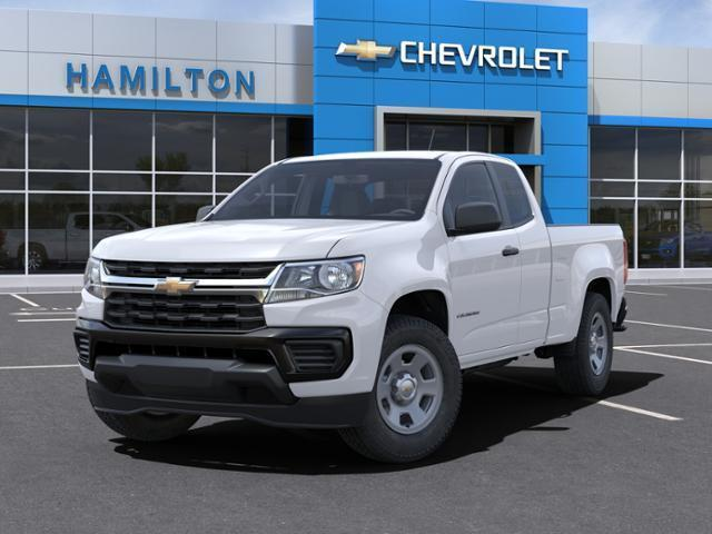 2021 Chevrolet Colorado Extended Cab 4x2, Pickup #88492 - photo 6