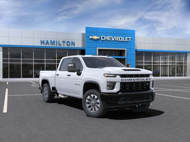 2021 Chevrolet Silverado 2500 Crew Cab 4x4, Pickup #88594 - photo 1