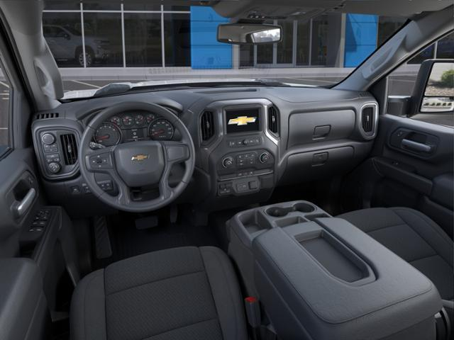 2021 Chevrolet Silverado 2500 Crew Cab 4x4, Pickup #88594 - photo 12