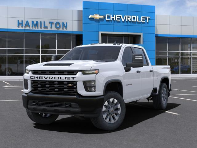 2021 Chevrolet Silverado 2500 Crew Cab 4x4, Pickup #88594 - photo 6