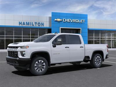 2021 Chevrolet Silverado 2500 Crew Cab 4x4, Pickup #88594 - photo 3
