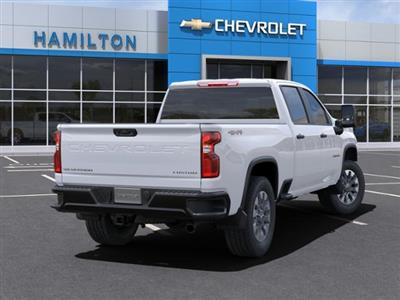 2021 Chevrolet Silverado 2500 Crew Cab 4x4, Pickup #88594 - photo 2