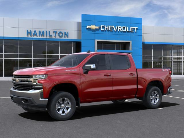 2021 Chevrolet Silverado 1500 Crew Cab 4x4, Pickup #88600 - photo 3