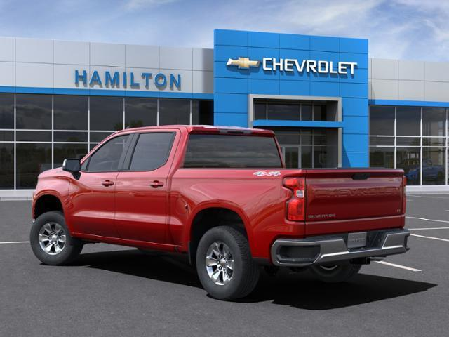 2021 Chevrolet Silverado 1500 Crew Cab 4x4, Pickup #88600 - photo 4