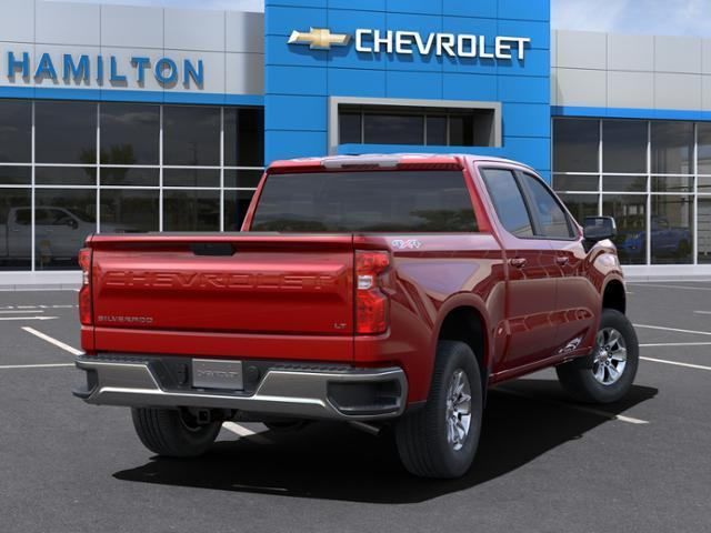 2021 Chevrolet Silverado 1500 Crew Cab 4x4, Pickup #88600 - photo 2