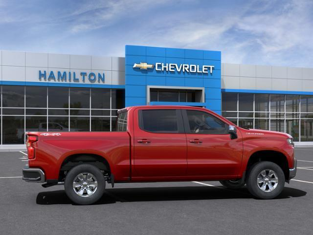 2021 Chevrolet Silverado 1500 Crew Cab 4x4, Pickup #88600 - photo 5