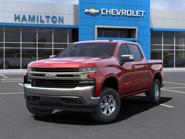 2021 Chevrolet Silverado 1500 Crew Cab 4x4, Pickup #88600 - photo 6