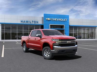 2021 Chevrolet Silverado 1500 Crew Cab 4x4, Pickup #88600 - photo 1