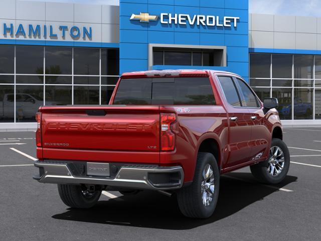 2021 Chevrolet Silverado 1500 Crew Cab 4x4, Pickup #88602 - photo 2