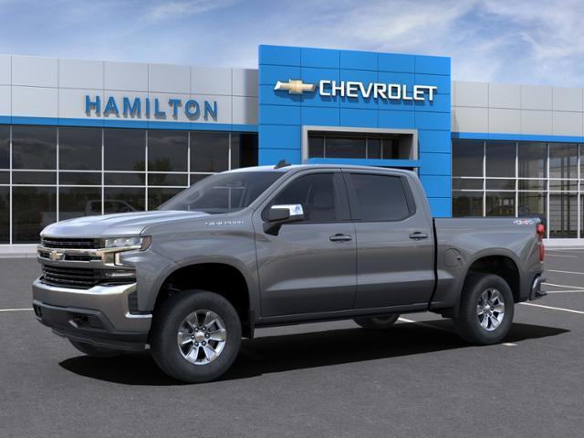 2021 Chevrolet Silverado 1500 Crew Cab 4x4, Pickup #88604 - photo 3