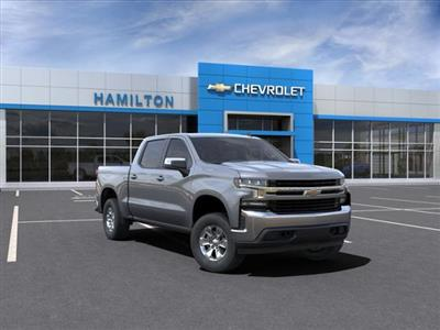 2021 Chevrolet Silverado 1500 Crew Cab 4x4, Pickup #88604 - photo 1