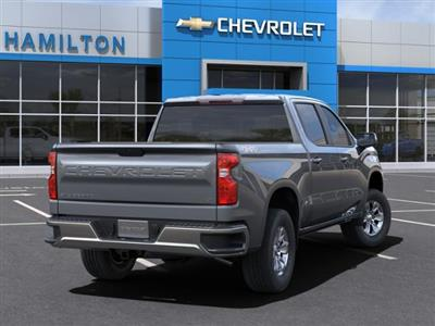 2021 Chevrolet Silverado 1500 Crew Cab 4x4, Pickup #88604 - photo 2