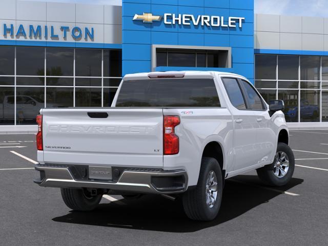 2021 Chevrolet Silverado 1500 Crew Cab 4x4, Pickup #88605 - photo 2