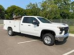 2020 Chevrolet Silverado 2500 Double Cab 4x4, Reading SL Service Body #88638 - photo 3
