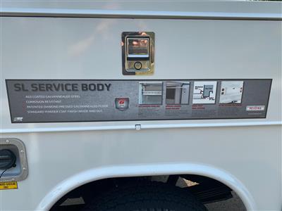 2020 Chevrolet Silverado 2500 Double Cab 4x4, Reading SL Service Body #88639 - photo 8