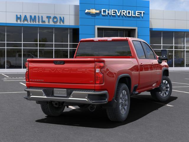 2021 Chevrolet Silverado 2500 Crew Cab 4x4, Pickup #88664 - photo 2