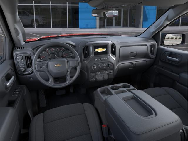 2021 Chevrolet Silverado 1500 Crew Cab 4x4, Pickup #88666 - photo 12
