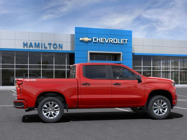 2021 Chevrolet Silverado 1500 Crew Cab 4x4, Pickup #88666 - photo 5
