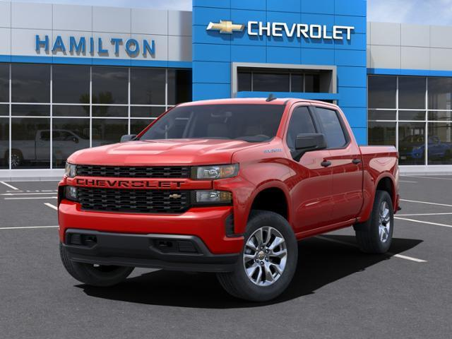 2021 Chevrolet Silverado 1500 Crew Cab 4x4, Pickup #88666 - photo 6