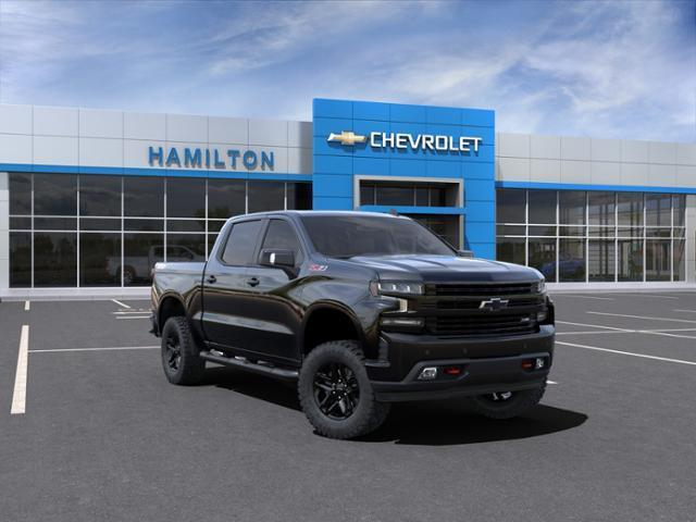 2021 Chevrolet Silverado 1500 Crew Cab 4x4, Pickup #88667 - photo 1