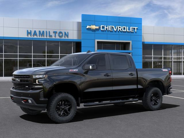 2021 Chevrolet Silverado 1500 Crew Cab 4x4, Pickup #88667 - photo 3