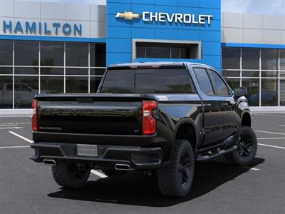 2021 Chevrolet Silverado 1500 Crew Cab 4x4, Pickup #88667 - photo 2
