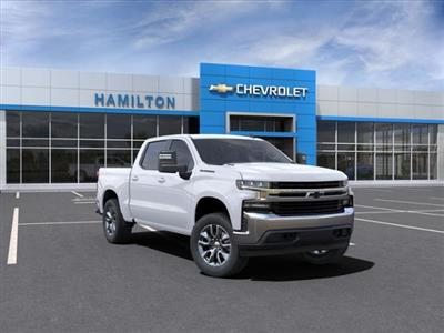 2021 Chevrolet Silverado 1500 Crew Cab 4x4, Pickup #88669 - photo 1
