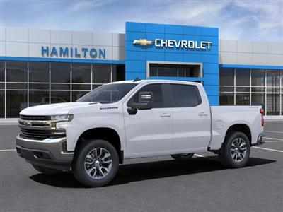 2021 Chevrolet Silverado 1500 Crew Cab 4x4, Pickup #88669 - photo 3