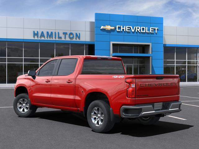 2021 Chevrolet Silverado 1500 Crew Cab 4x4, Pickup #88670 - photo 4