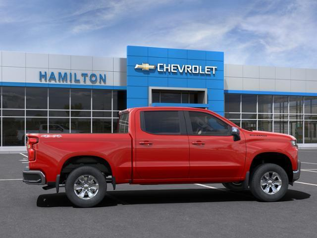 2021 Chevrolet Silverado 1500 Crew Cab 4x4, Pickup #88670 - photo 5