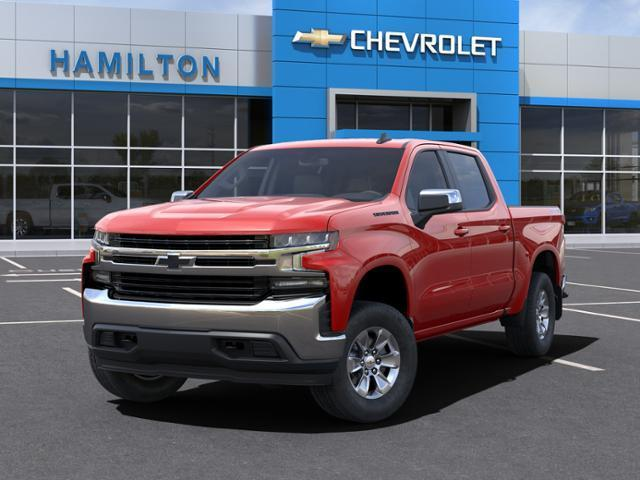 2021 Chevrolet Silverado 1500 Crew Cab 4x4, Pickup #88670 - photo 6