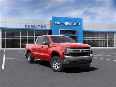 2021 Chevrolet Silverado 1500 Crew Cab 4x4, Pickup #88670 - photo 1
