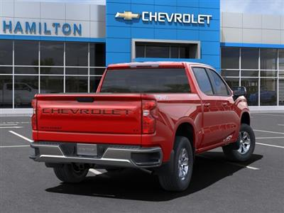 2021 Chevrolet Silverado 1500 Crew Cab 4x4, Pickup #88670 - photo 2