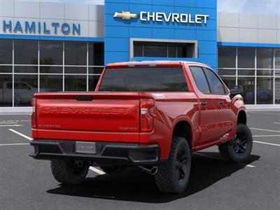 2021 Chevrolet Silverado 1500 Crew Cab 4x4, Pickup #88674 - photo 2