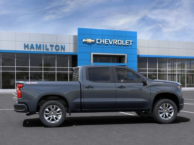 2021 Chevrolet Silverado 1500 Crew Cab 4x4, Pickup #88677 - photo 5
