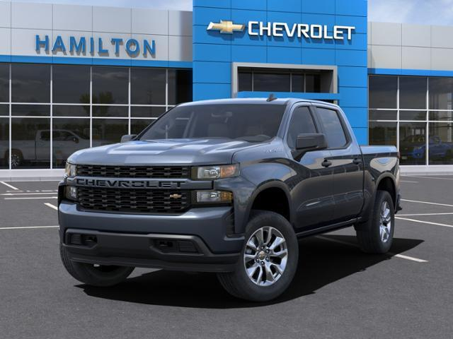 2021 Chevrolet Silverado 1500 Crew Cab 4x4, Pickup #88677 - photo 6