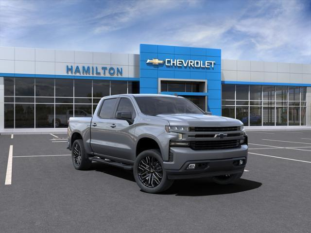 2021 Chevrolet Silverado 1500 Crew Cab 4x4, Pickup #88702 - photo 1