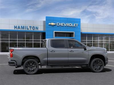 2021 Chevrolet Silverado 1500 Crew Cab 4x4, Pickup #88702 - photo 5