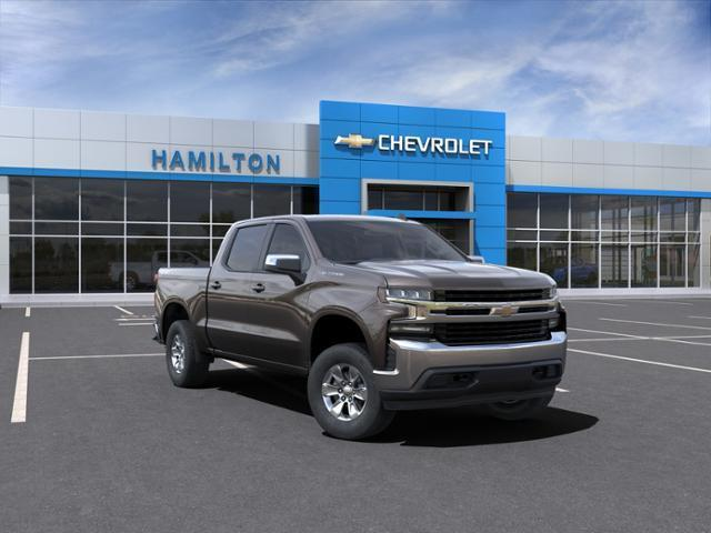 2021 Chevrolet Silverado 1500 Crew Cab 4x4, Pickup #88703 - photo 1