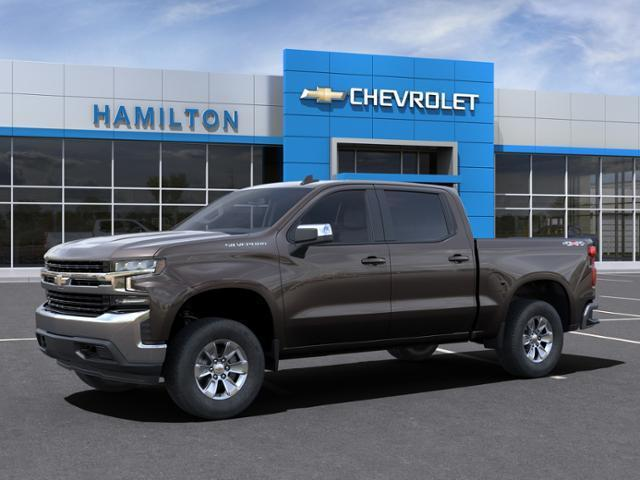 2021 Chevrolet Silverado 1500 Crew Cab 4x4, Pickup #88703 - photo 3