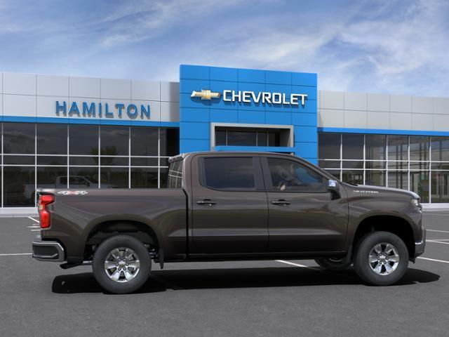 2021 Chevrolet Silverado 1500 Crew Cab 4x4, Pickup #88703 - photo 5