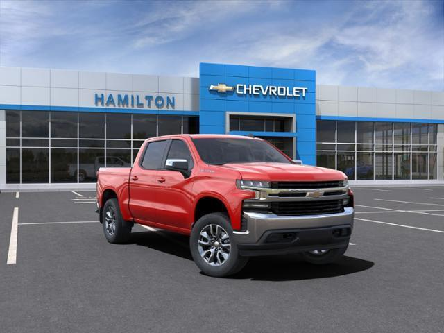 2021 Chevrolet Silverado 1500 Crew Cab 4x4, Pickup #88768 - photo 1