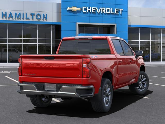 2021 Chevrolet Silverado 1500 Crew Cab 4x4, Pickup #88768 - photo 2