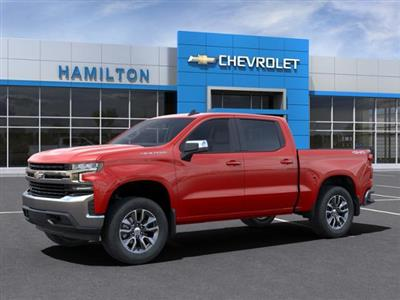 2021 Chevrolet Silverado 1500 Crew Cab 4x4, Pickup #88768 - photo 3