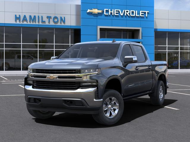 2021 Chevrolet Silverado 1500 Crew Cab 4x4, Pickup #88769 - photo 6