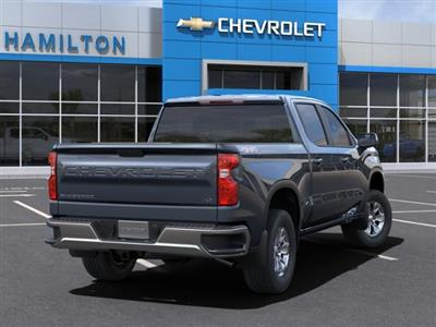2021 Chevrolet Silverado 1500 Crew Cab 4x4, Pickup #88769 - photo 2