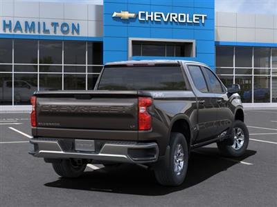 2021 Chevrolet Silverado 1500 Crew Cab 4x4, Pickup #88774 - photo 2